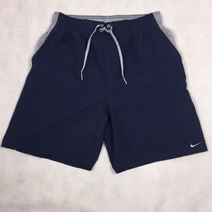 Nike swim trunk medium